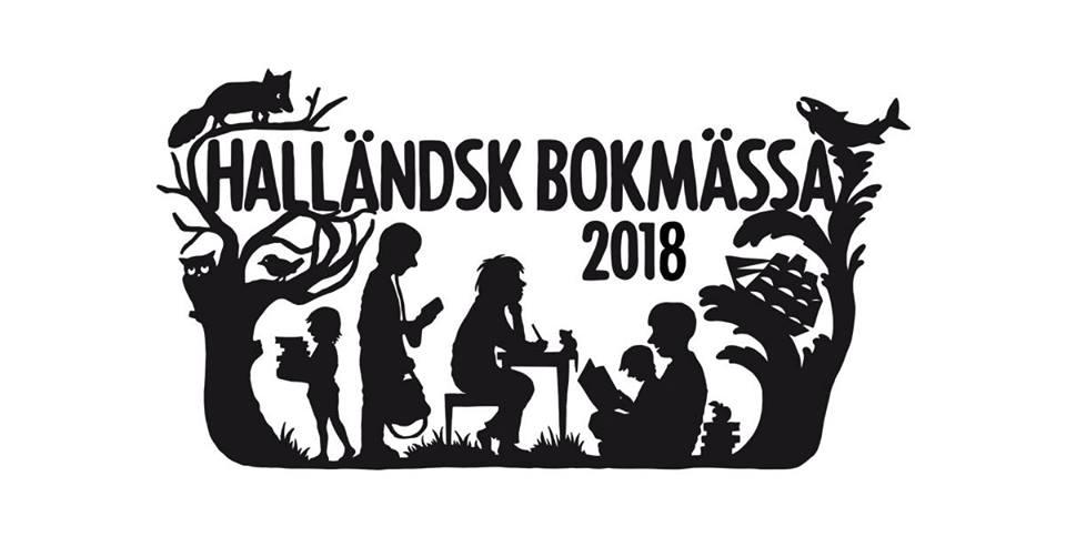 Ses på Halländsk Bokmässa i Kungsbacka!