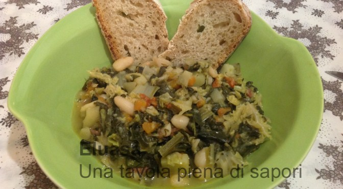 Minestra di pane ricetta originale toscana