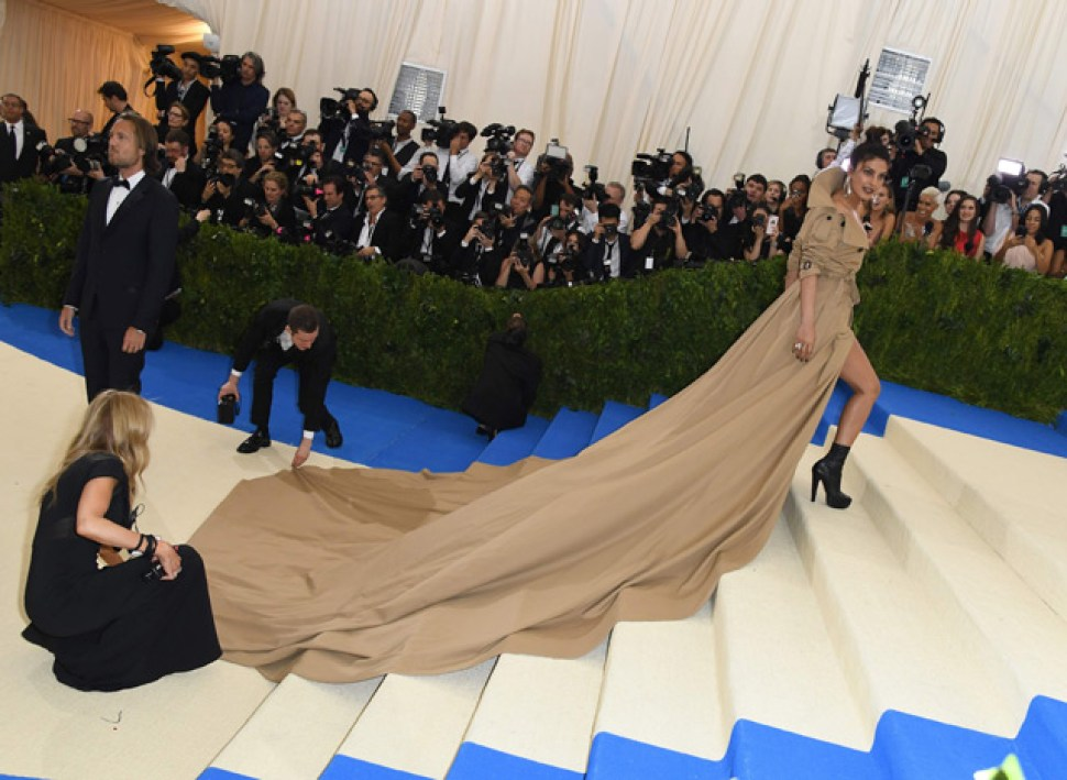 Image result for priyanka chopra met gala 2017