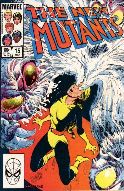 New Mutants 1983 15  Emma Frost Files