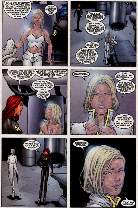 Essential Emma Frost The Recommended Reading List