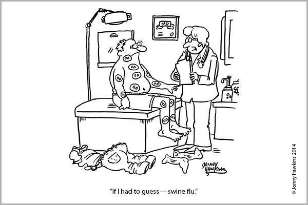 Late January Cartoons