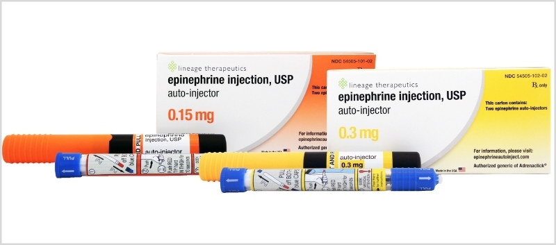Impax: Generic Epinephrine Auto-Injector Available
