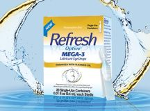 Refresh Optive Mega-3 Available for Dry Eye Relief - ONA