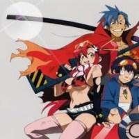 Anime - Tengen Toppa Gurren Lagann (2007)