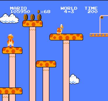 Super Mario Bros. je prvi veliki hit za NES