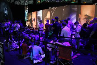 EmuGlx - Gamescom 2013 - Image5