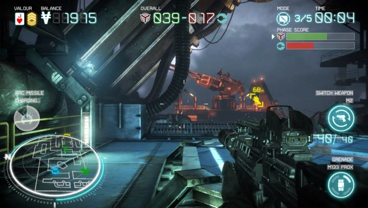 Killzone Mercenary (8)