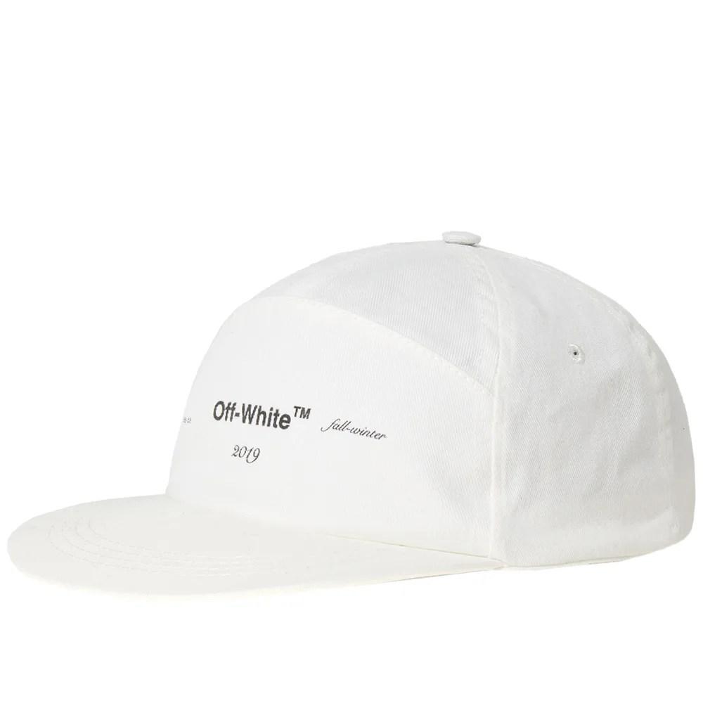 off white snapback logo