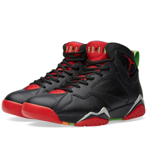 Nike Air Jordan VII Retro 39Marvin The Martian39 Black