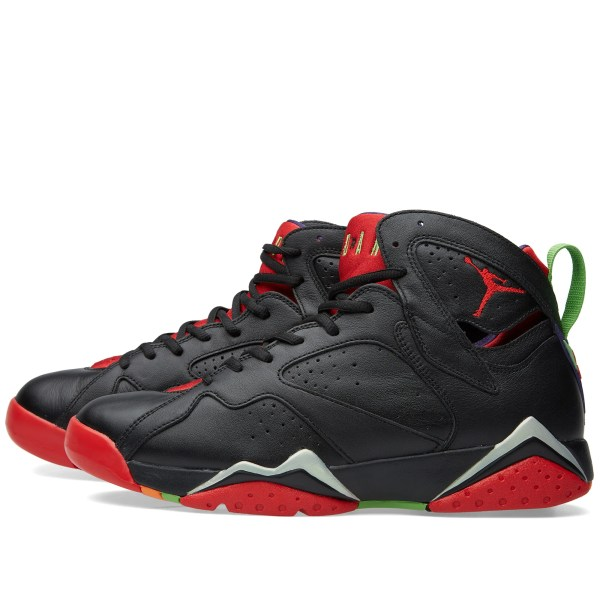 Nike Air Jordan VII Retro 39Marvin The Martian39 Black