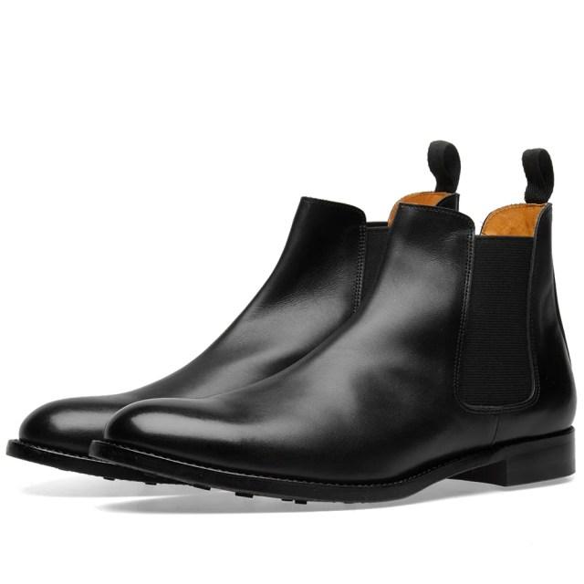 Top Chelsea Boot - Comme de Garcons Chelsa Boot