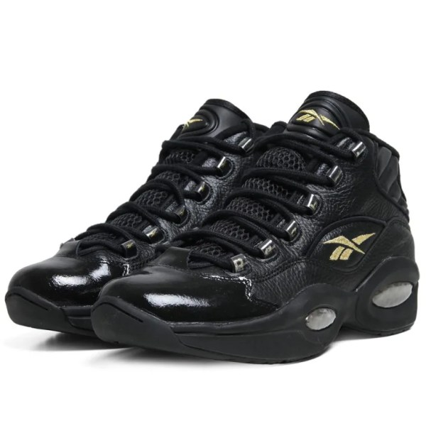Reebok Question Mid 39NYE39 Black Gold END
