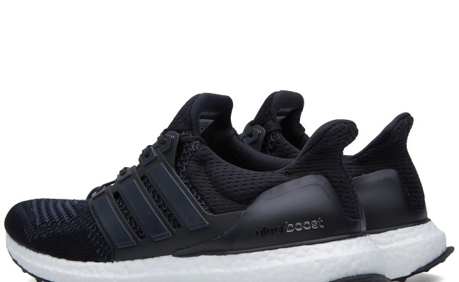 Adidas Ultra Boost M Core Black White End