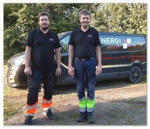 Bengt & Simon Energiteknik i Tynderö