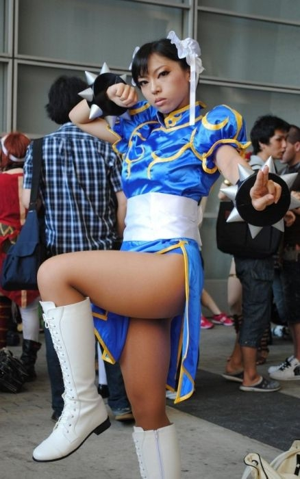 Masters Of Cosplay