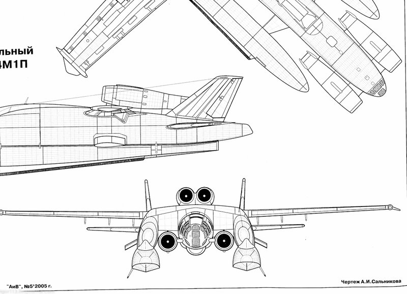 A Weird Soviet Plane VVA-14