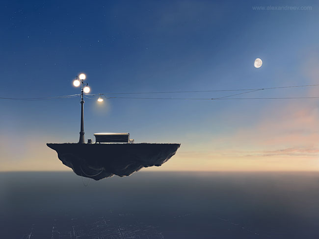 Art by Alex Andreev, Russian artist 8