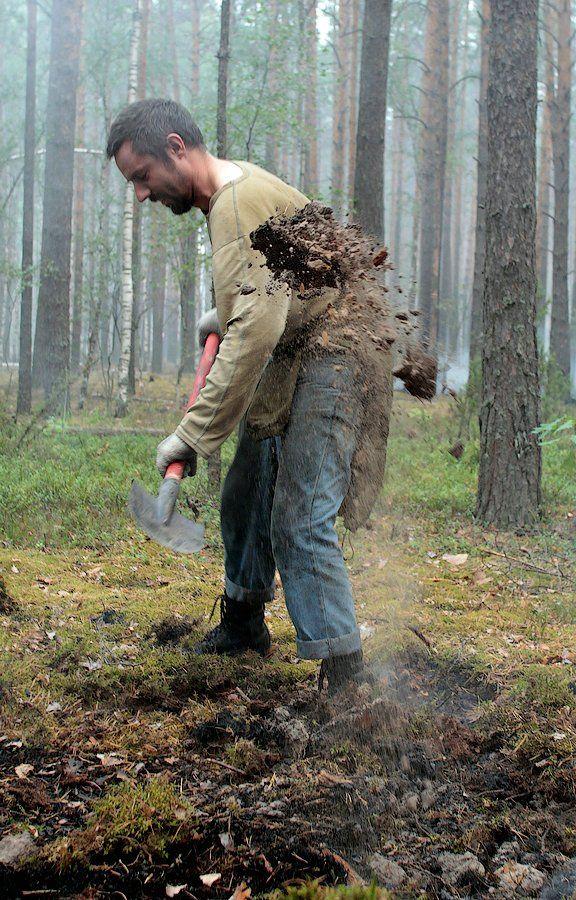 Extinguishing Wildfires 19