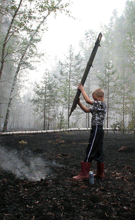 Extinguishing Wildfires 21