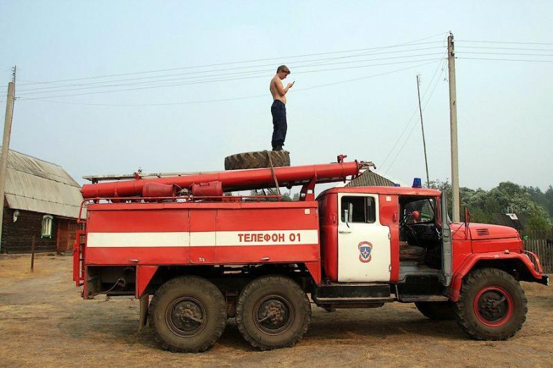 Extinguishing Wildfires 40