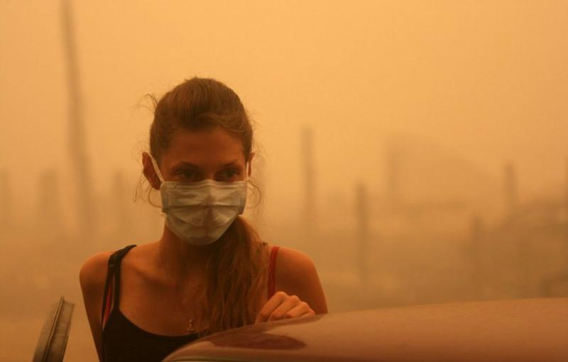 Extinguishing Wildfires 78