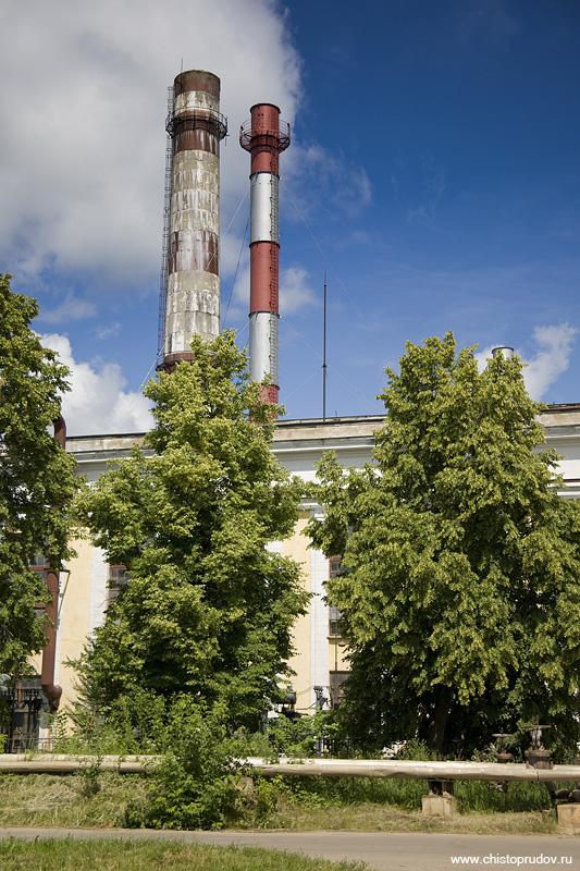Cele mai vechi Centrala nucleară 1