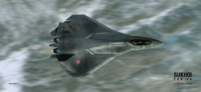 Russian stealth plane 4