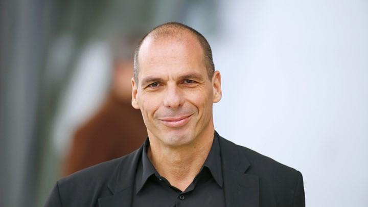 Υποψήφιος στη Γερμανία για τις ευρωεκλογές του 2019 θα είναι ο Βαρουφάκης