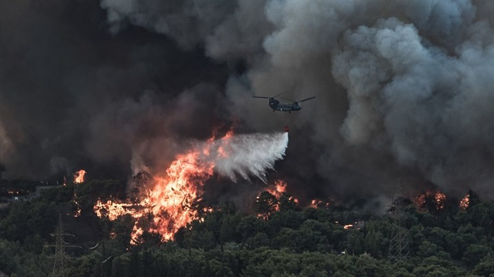 Φωτιές: Τι προβλέπει το πακέτο στήριξης για τους πληγέντες - Τα ποσά των ενισχύσεων