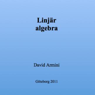 Linjär algebra