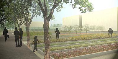 Exposition Campus : Condorcet projet Harvar graduate school