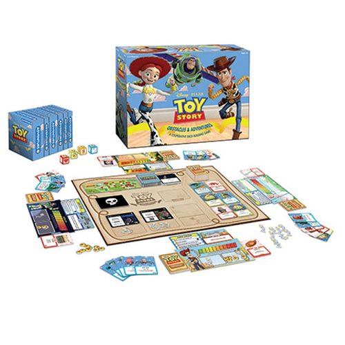 Image result for Toy Story Obstacles and Adventures: A Cooperative Deck Building Game