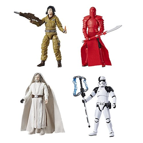 Star Wars The Black Series 3 3/4-Inch Action Figures Wave 6