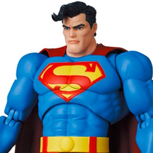 Batman: The Dark Knight Returns Superman MAFEX Action Figure