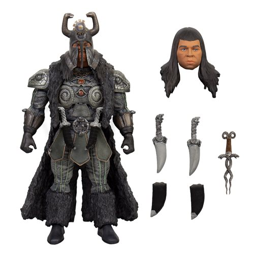 Conan the Barbarian Ultimates Thulsa Doom Action Figure