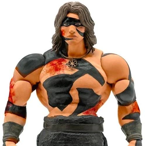 Conan the Barbarian Ultimates War Paint Conan Action Figure