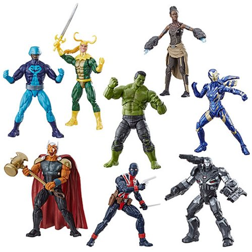 avengers marvel legends 6