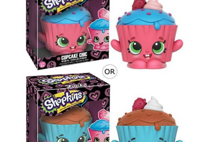 Shopkins Cupcake Chic Vinyl Figure Entertainment Earth