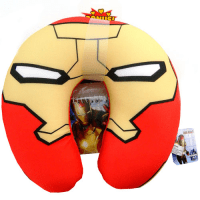 Iron Man Comfy Pillow and Journal - Entertainment Earth