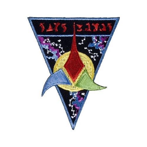 star trek klingon logo
