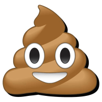 Emoji Poop Funky Chunky Magnet - Entertainment Earth