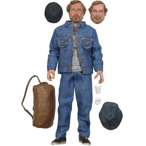 Jaws Matt Hooper Amity Arrival 8-Inch Scale Clothed Figure