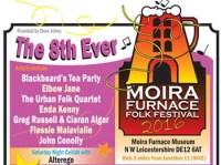 Moira Furnace Folk Festival @ Moira Furnace, Swadlincote