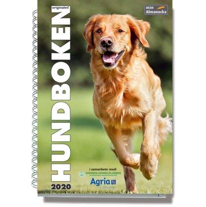 Hundboken 2020 Omslagsbild