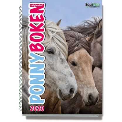 Ponnyboken 2020