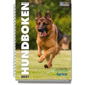 Hundboken 2021 omslagsbild