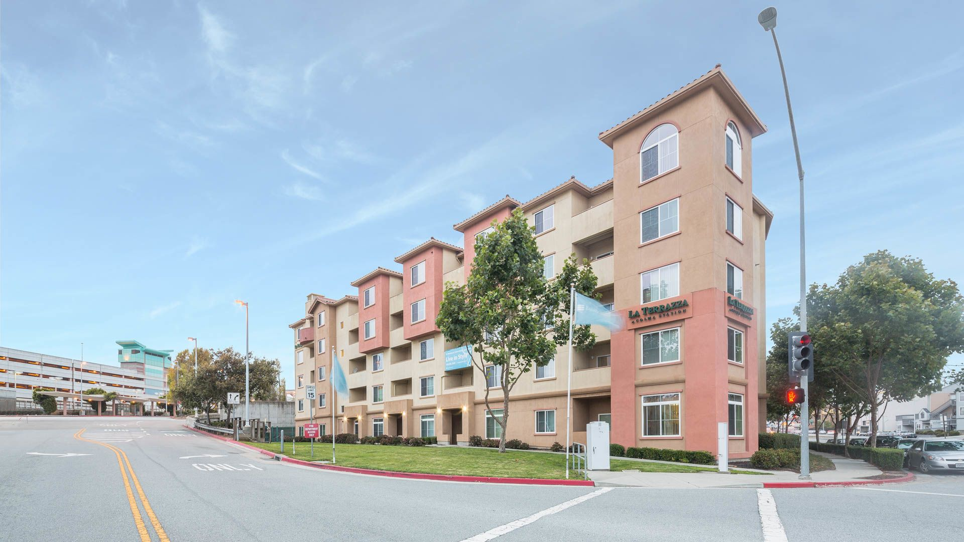 La Terrazza Apartments  Colma  7800 El Camino Real