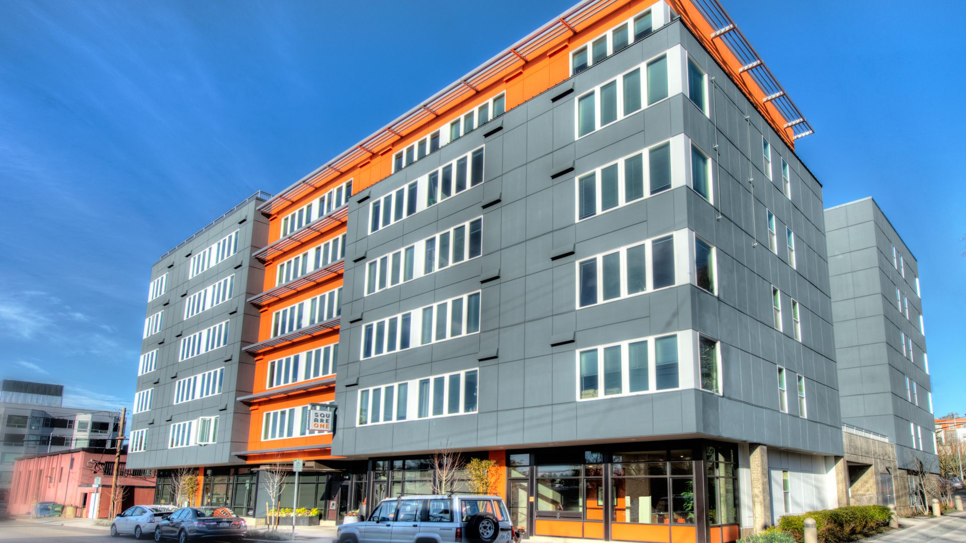 Square One Apartments in Roosevelt Seattle  1020 NE 63rd Street  EquityApartmentscom