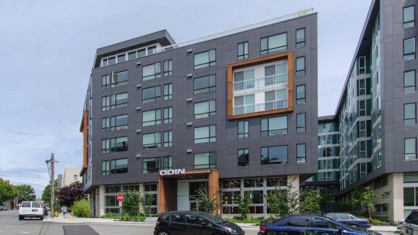 Seattle Apartment Building Designs